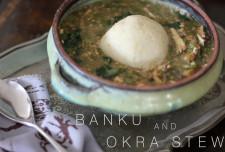Ghana's favourite food!