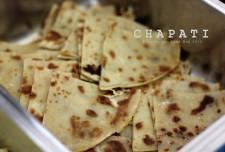 Kenyan chapati.