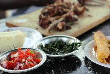 Nyama choma is by far and away one of the most talked about and loved things to eat in Nairobi. <br />